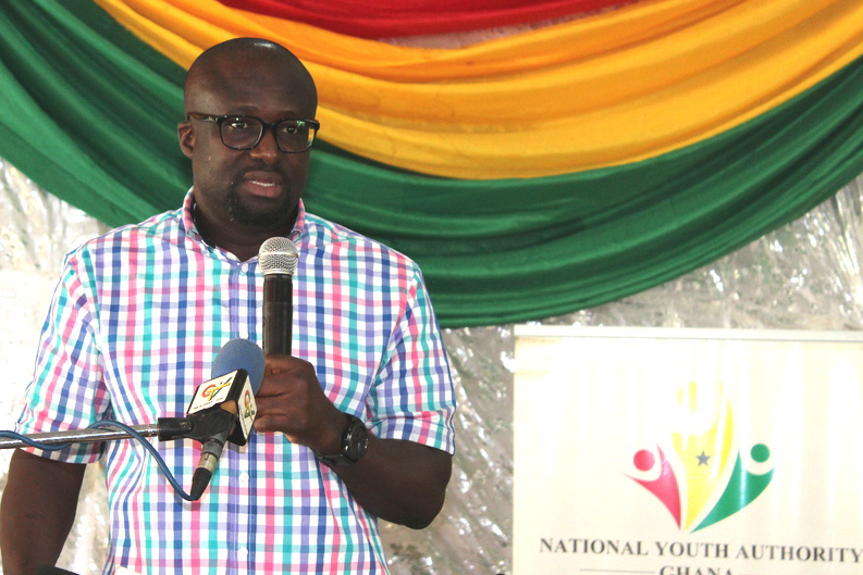 CEO Of NYA advised the youth of Ghana to be moderate during easter celebrations